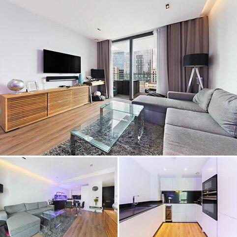 1 bedroom flat to rent - Satin House, Piazza Walk, Aldgate, London, E1