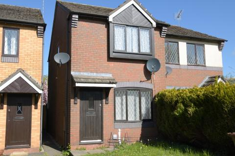 2 bedroom semi-detached house to rent - Melrose Avenue, Bromley Down, Stone, ST15