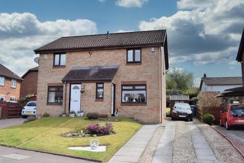 2 bedroom semi-detached house for sale - Rhindmuir Drive, Ballieston, Glasgow, G69 6ND