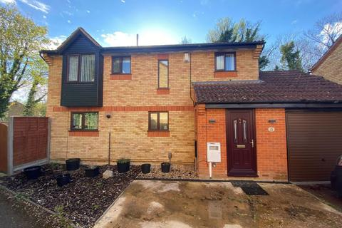 4 bedroom detached house for sale - Crestwood Gardens, Goldenash, Northampton NN3 8TZ