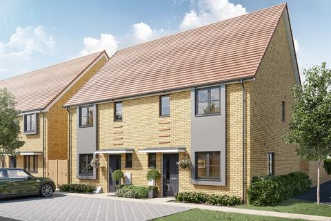 3 bedroom semi-detached house for sale - Plot 213, The Linton at Otterham Park, Otterham Quay Lane ME8