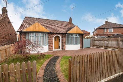2 bedroom bungalow for sale - Tranby Avenue, York, North Yorkshire