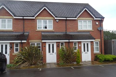 2 bedroom terraced house to rent - Hussar Court, New Stoke Village, Coventry, West Midlands, CV3
