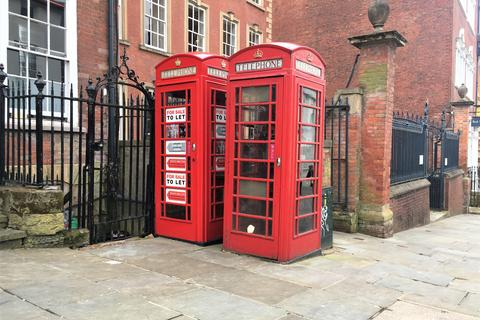 Property for sale - Telephone Kiosk outside 24 Low Pavement, Nottinghamshire, NG1 7DL