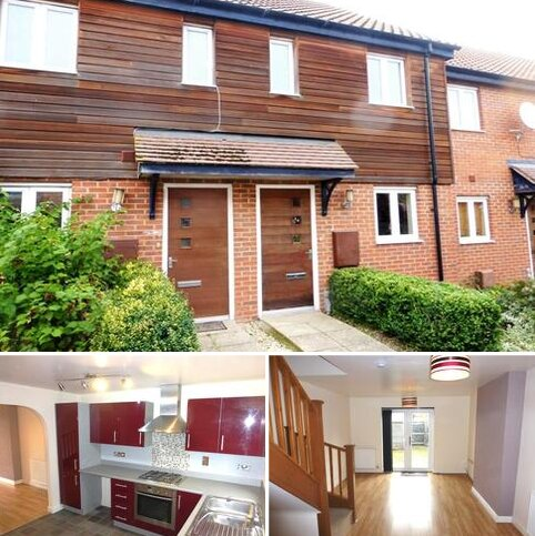 2 bedroom terraced house to rent - The Featherworks, Boston, PE21
