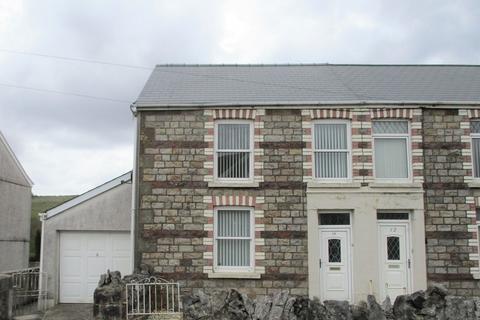 3 bedroom semi-detached house for sale - Gwilym Road, Cwmllynfell, Swansea.