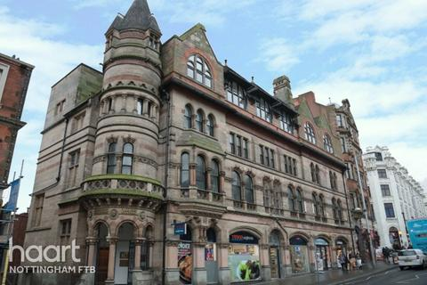 1 bedroom apartment for sale - Upper Parliament Street, NOTTINGHAM