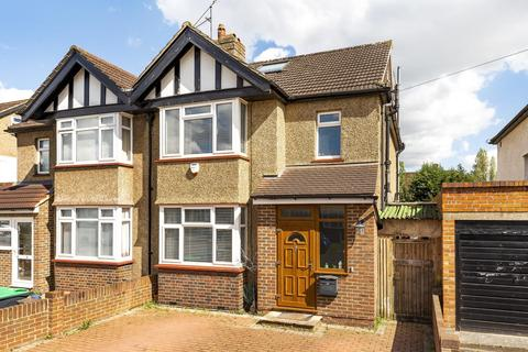 4 bedroom semi-detached house for sale - Cranborne Avenue, Surbiton, KT6