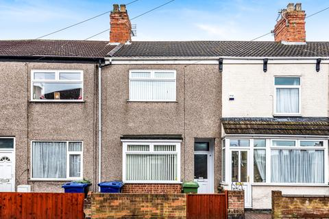 3 bedroom terraced house for sale - Sixhills Street, Grimsby, DN32