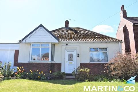 2 bedroom detached bungalow for sale - Weeland Road, Sharlston Common