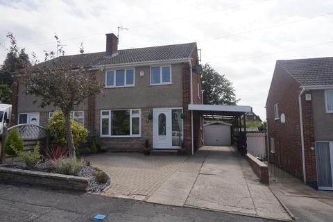 3 bedroom semi-detached house for sale - Holmebank East, Chesterfield
