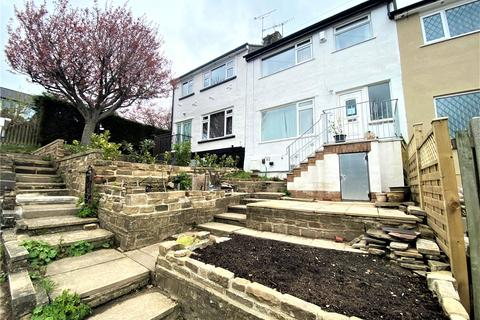 3 bedroom terraced house for sale - Griffe Gardens, Oakworth, Keighley, BD22