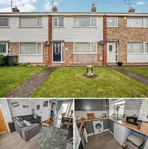 3 bedroom terraced house for sale - Llys Arthur, Towyn, Abergele