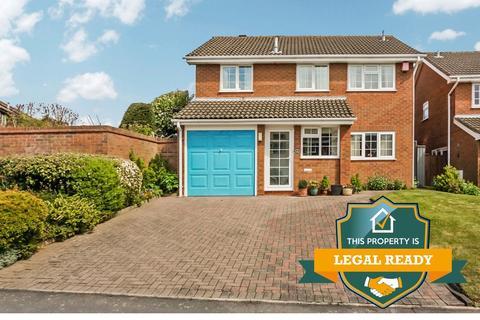 4 bedroom detached house for sale - Hidcote Avenue, Walmley