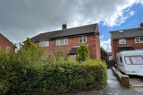 3 bedroom semi-detached house to rent - Brackenfield Road, Newton Hall