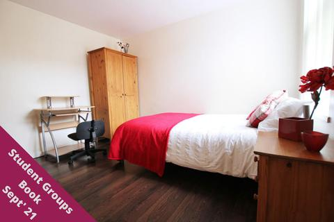6 bedroom terraced house to rent - Bankfield Avenue, M13