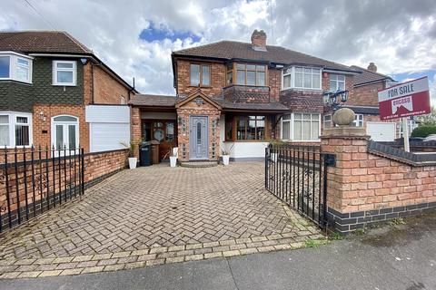 3 bedroom semi-detached house for sale - Goodway Road , Solihull