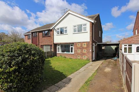 3 bedroom semi-detached house for sale - Hamlet Close, North Walsham