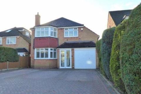 4 bedroom detached house for sale - Holte Drive, Four Oaks
