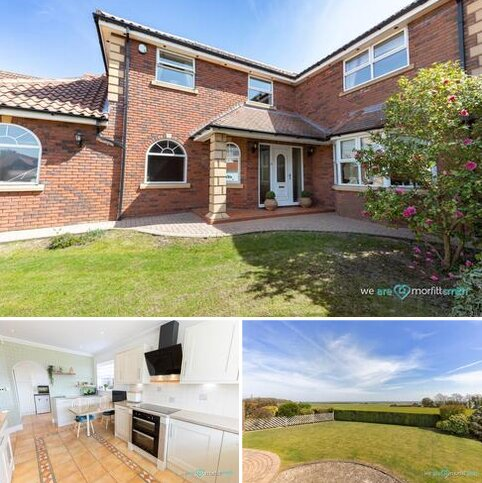 4 bedroom detached house for sale - Rowernfields, Dinnington, S25 2RR - Cul-De-Sac Setting With Stunning Views