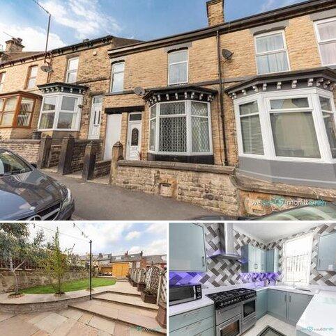 4 bedroom terraced house for sale - Leader Road, Hillsborough, S6 4GH - Long Rear Garden