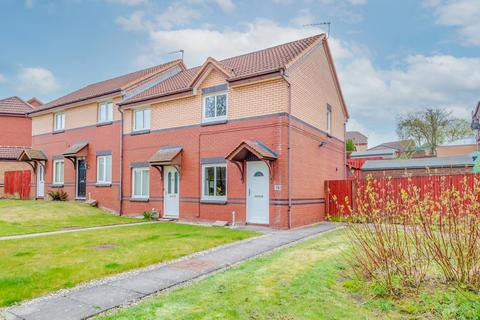 2 bedroom end of terrace house for sale - 18 Canal Walk, Brightons, FK2 0FJ