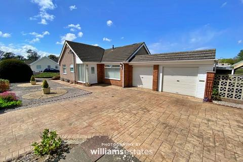 2 bedroom detached bungalow for sale - Ffordd Siarl, St. Asaph