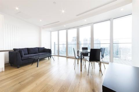 1 bedroom apartment for sale - Arena Tower, 25 Crossharbour Plaza, Canary Wharf, London, E14
