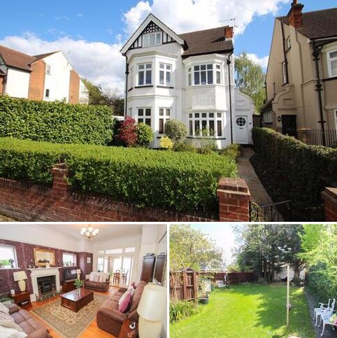 3 bedroom ground floor flat for sale - Effingham Road, Surbiton