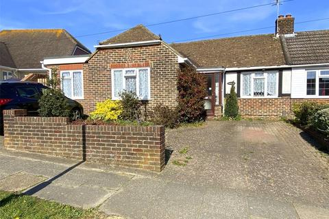 4 bedroom bungalow for sale - Fircroft Avenue, North Lancing, West Sussex, BN15