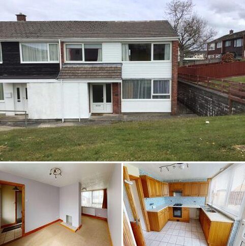 3 bedroom end of terrace house to rent - 42 harrier Road, Haverfordwest. SA61 2TU