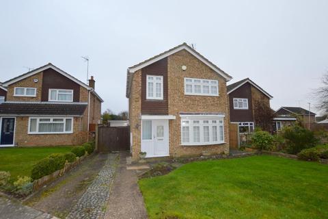 3 bedroom detached house for sale - Turnpike Drive, Warden Hills, Luton, Bedfordshire, LU3 3RD