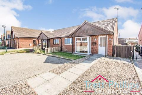 2 bedroom semi-detached bungalow for sale - Horizon Views, Walcott