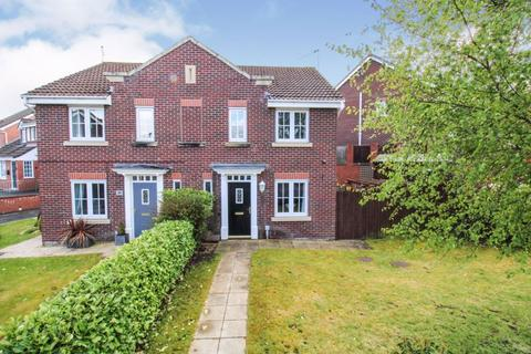 3 bedroom semi-detached house for sale - Sapphire Drive, Milton, Stoke-on-Trent, ST6