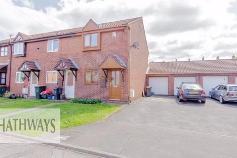 2 bedroom terraced house for sale - Highbank, Newport