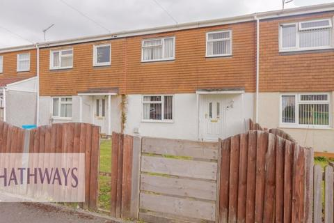 3 bedroom terraced house for sale - Pisgah Close, Pontypool