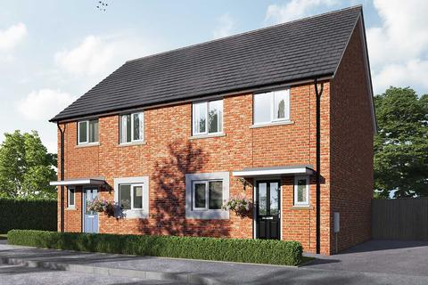 3 bedroom semi-detached house for sale - Plot 40, The Eveleigh at Longhedge Village, Old Sarum, Longhedge, Salisbury, Wiltshire SP4
