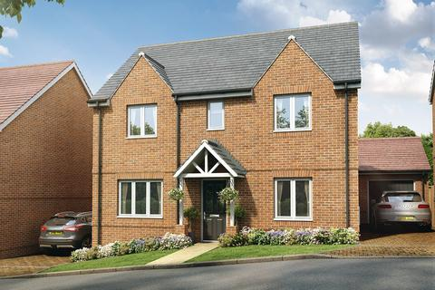 4 bedroom detached house for sale - Plot 64, The Leverton at Minerva Heights, Old Broyle Road, Chichester, West Sussex PO19