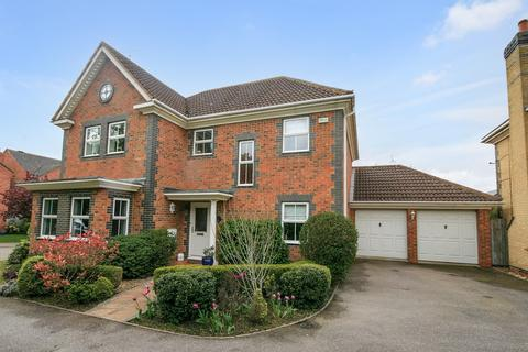 4 bedroom detached house for sale - Tancred Close, Wootton, Northampton, NN4