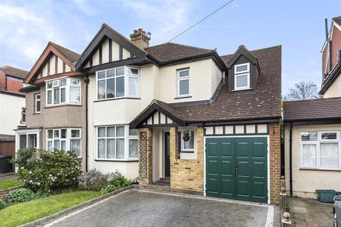4 bedroom semi-detached house for sale - Norton Avenue, Surbiton
