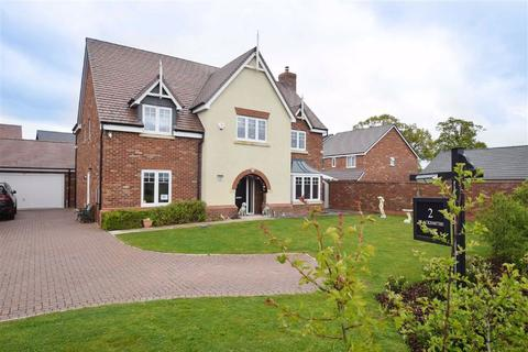 5 bedroom detached house for sale - Blacksmiths View, Hadnall, Shrewsbury