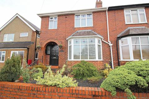 3 bedroom semi-detached house for sale - Lobley Hill, Meadowfield, Durham