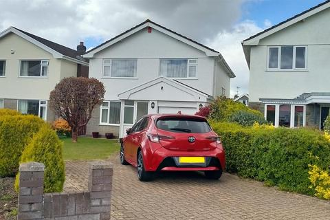 3 bedroom detached house for sale - Gerretts Close, Bishopston, Swansea