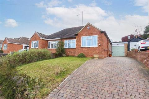 2 bedroom semi-detached bungalow for sale - Emu Close, Heath And Reach, Leighton Buzzard