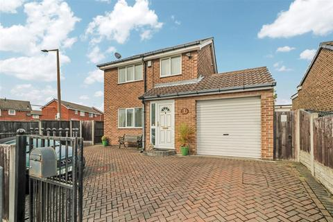 3 bedroom detached house for sale - The Paddocks, Thrybergh, Rotherham