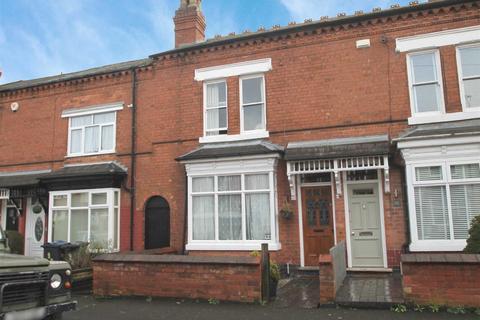 3 bedroom terraced house for sale - Grosvenor Road, Harborne, Birmingham