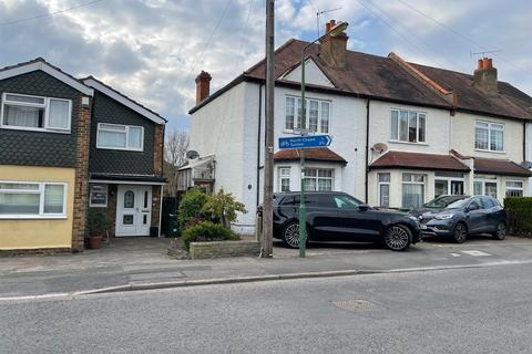 3 bedroom terraced house for sale - Longfellow Road, Worcester Park