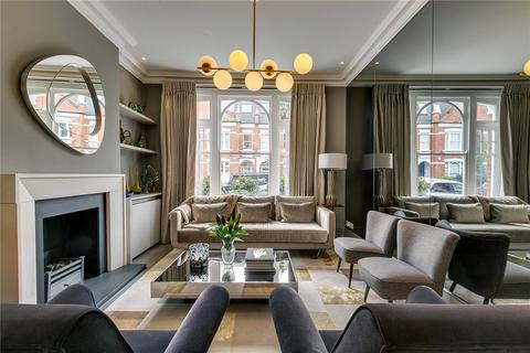 6 bedroom terraced house for sale - Chiddingstone Street, London, SW6