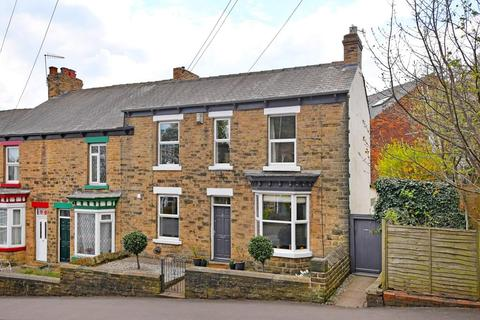 3 bedroom end of terrace house for sale - 377 Springvale Road, Sheffield