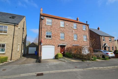 4 bedroom semi-detached house for sale - Monckton Rise, Newbald